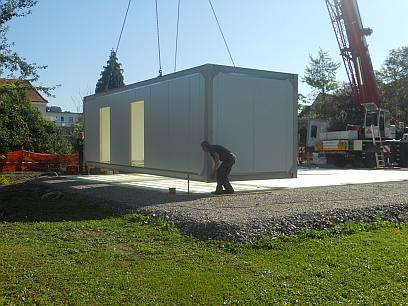 combi box raumsysteme fotogalerie modulbau bausystem der zukunft. Black Bedroom Furniture Sets. Home Design Ideas